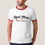 Real one Play Chess T-shirts