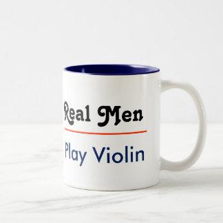 Real one Play Violin Mugs