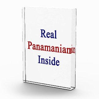 Real Panamanian Inside Acrylic Award