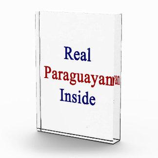 Real Paraguayan Inside Awards