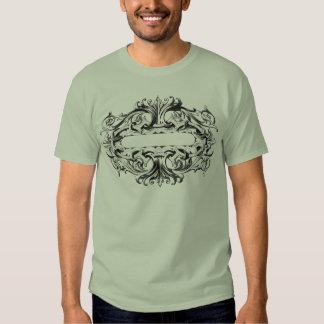 Real-Personalizable-Emblema (Hombre-Luz-Camisetas) Remeras