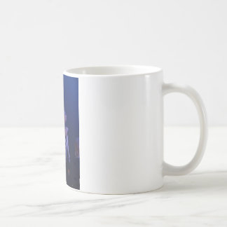 Real photo taken of jelly fish classic white coffee mug