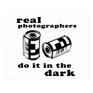 real photographers post card