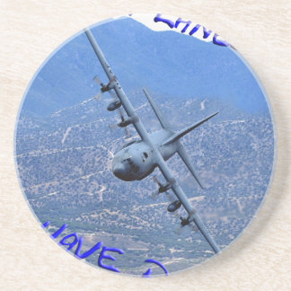 REAL PLANES HAVE PROPS DRINK COASTER