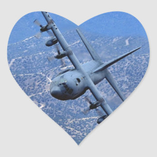 REAL PLANES HAVE PROPS HEART STICKER