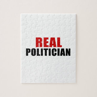 REAL POLITICIAN PUZZLES