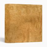 Real Pommele Sapele Veneer Woodgrain Vinyl Binder