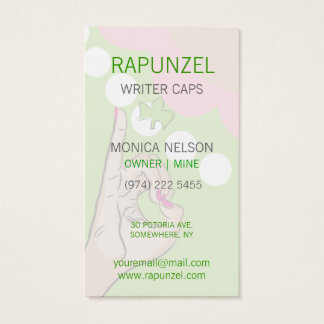 Real Pretty Girls Business Card