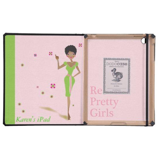 Real Pretty Girls IPad Case