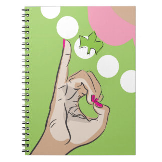 Real Pretty Girls Notebook