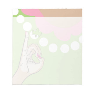 Real Pretty Girls Notepad