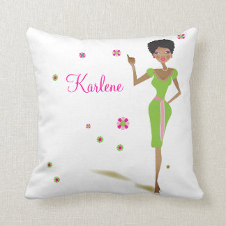 Real Pretty Girls Pillow