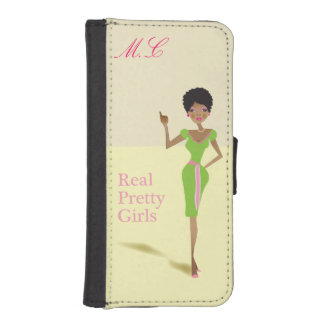 Real Pretty iPhone Wallet Case