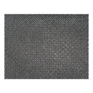 Real RAW Carbon Fiber Textured Flyer