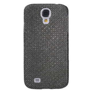 Real RAW Carbon Fiber Textured Galaxy S4 Cover