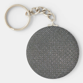 Real RAW Carbon Fiber Textured Keychains