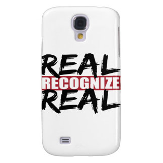 real recognize real galaxy s4 cases