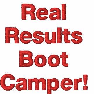 Real ResultsBoot Camper!