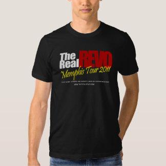 Real Revo Black T-Shirt