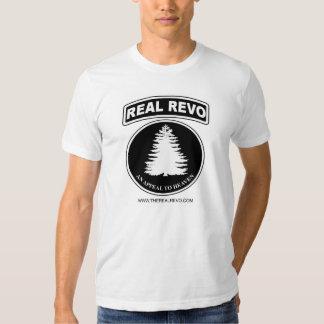 Real Revo Tab Tee Shirt