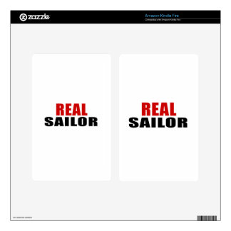 REAL SAILOR SKIN FOR KINDLE FIRE