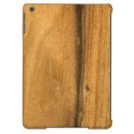 Real Santos Rosewood Veneer Woodgrain Cover For iPad Air
