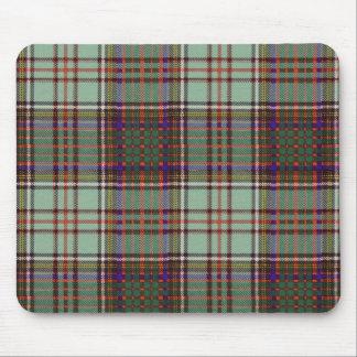 Real Scottish tartan - Anderson - Drawn by Nekoni Mouse Pad