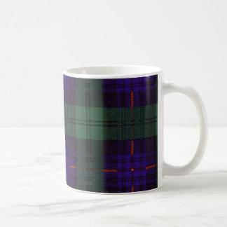Real Scottish tartan - Armstrong Classic White Coffee Mug
