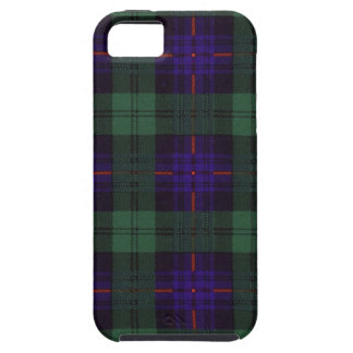 Real Scottish tartan - Armstrong  - Pattern iPhone SE/5/5s Case