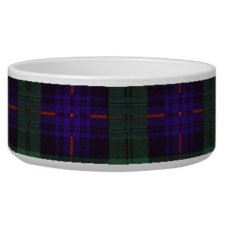 Real Scottish tartan - Armstrong Pet Water Bowl