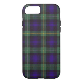 Real Scottish tartan - Campbell of Argyll iPhone 7 Case