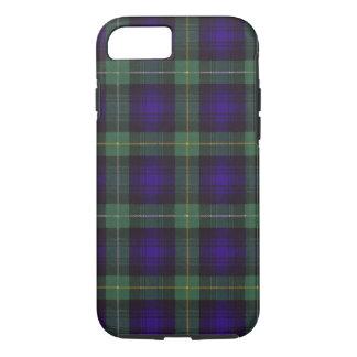 Real Scottish tartan - Campbell of Argyll iPhone 8/7 Case