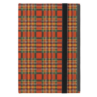 Real Scottish tartan - Clan Chattan Cover For iPad Mini