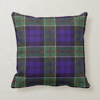 Real Scottish tartan - Colquhoun Throw Pillow