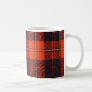 Real Scottish tartan - Cunningham Mugs