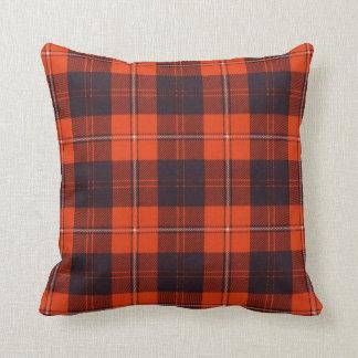 Real Scottish tartan - Cunningham Throw Pillows