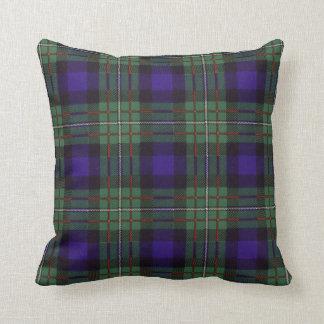 Real Scottish tartan - Ferguson - Cushion Throw Pillow