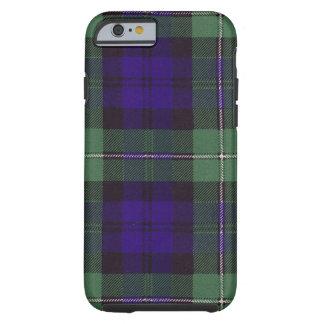 Real Scottish tartan - Forbes Tough iPhone 6 Case