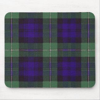 Real Scottish tartan - Forbes Mouse Pad