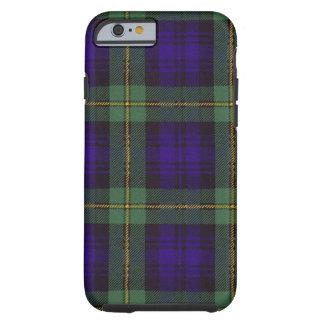 Real Scottish tartan - Gordon Tough iPhone 6 Case