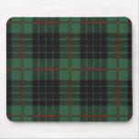 Real Scottish tartan - Gunn - Mousemat Mouse Pad
