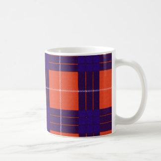 Real Scottish tartan - Hamilton Classic White Coffee Mug