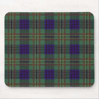 Real Scottish tartan - Kennedy Mouse Pad