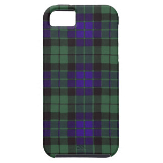 Real Scottish tartan - Mackay iPhone SE/5/5s Case