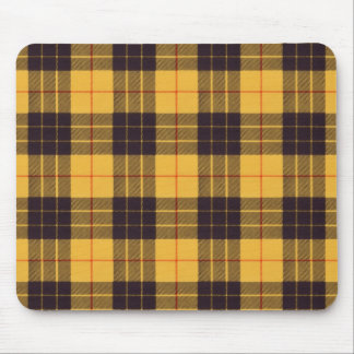 Real Scottish tartan - Macleod of Lewis & Ramsay Mouse Pad