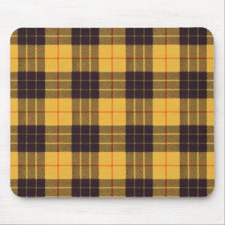Real Scottish tartan - Macleod of Lewis & Ramsay Mouse Pad