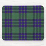 Real Scottish tartan - Montgomerie Mouse Pad
