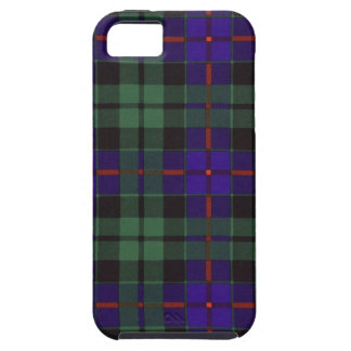 Real Scottish tartan - Morrison iPhone 5 Covers