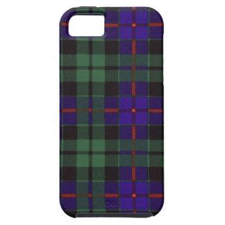 Real Scottish tartan - Morrison iPhone SE/5/5s Case
