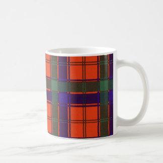 Real Scottish tartan - Robertson Coffee Mug